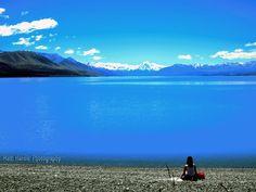 Stunning photo of #Pukaki in the South Island of New Zealand  Photo by: Matt Hardie Photograhpy  #CertifiedOrganic #Miessence