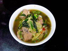 BlogGang.com : : swin - แกงอ่อมผักเผ็ดซี่โครงหมูอ่อน