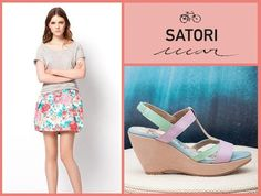 Espadrilles, Pastel, Wedges, Blog, Outfits, Shoes, Fashion, Templates, Spring