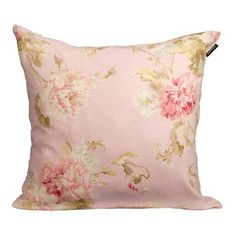 Gorgeous Cabbage Rose Pillow LOVE THIS but why is Chapters so expensive!!! ARG