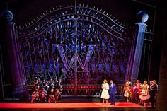 Show: Charlie and the Chocolate Factory (2013 London) Scenic Designer: Mark Thompson