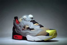 Reebok's Relaunched Pump Sneaker Gets a Crazy Update By Bodega