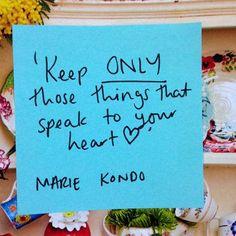 KonMarie: O que aprendi com o método de Marie Kondo