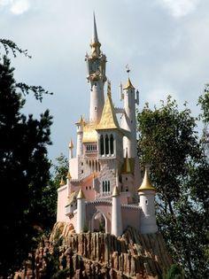 Disneyland Storybook ride