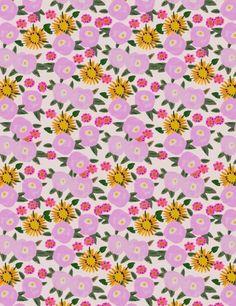 Anne Bentley Rebecca Jones Helen Dardik xo, Lilla and the studio Flower Wallpaper, Pattern Wallpaper, Wallpaper Art, Pretty Patterns, Flower Patterns, Beautiful Patterns, Textile Patterns, Textiles, Pattern Illustration