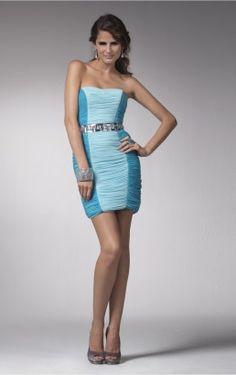 Multi Farben-Hüllen-Kurzschluss-Schatz-Kleid