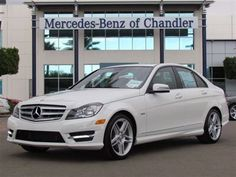 This 2012 Mercedes-Benz C350 Sport will have you zooming around town in no time!