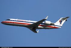 Bombardier CRJ-200ER N863AS 7487 Los Angeles Int'l Airport - KLAX