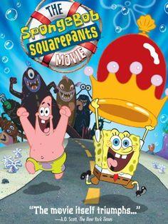 Amazon.com: The SpongeBob SquarePants Movie: Tom Kenny, Clancy Brown, Rodger Bumpass, Bill Fagerbakke: Amazon Instant Video  $8.63