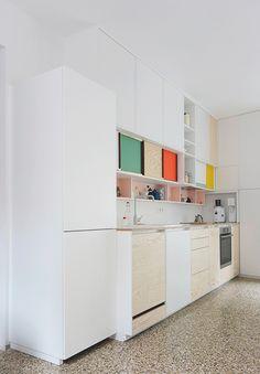 new wave kitchen. / sfgirlbybay