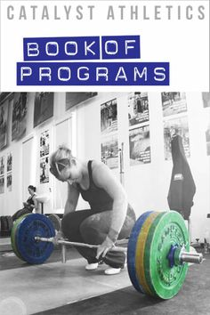 Catalyst Athletics - CrossFit On-Ramp 12 Session Program