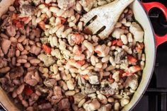 A #feijoada #recipe influenced by #Portugal and paired well with a #Portuguese #wine #winetouristmagazine