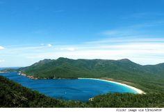 Tasmania (Australia)  One of the last stops before Antarctica, Tassie is Australia's wild frontier island.