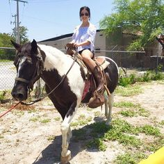 Instagram media by cindlp - Happy 4th of July, from Mexico ❤️ #ocampo #nuevoleon #mexico #horseride #summerdays #fourthofjuly
