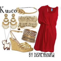 """""""Kuzco"""" by lalakay on Polyvore"""