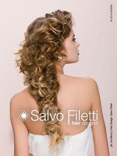 #wedding #collection #2013 by #salvo #filetti #hairdesigner #hairstyle #sposa #consulenza gratuita http://www.madeinjoya.com/sposa/consulenza.html