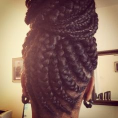 Ghana braids | Tumblr  absolutely gorgeous - art!
