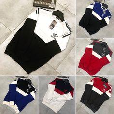King Of Clothing Addidas Shirts, Jafar, Sports Hoodies, Sports Brands, Swat, Armani Jeans, Sport Wear, Boys Shirts, Sport Outfits
