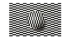 Drawing of 3D Moving Illusion