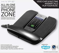 All-In-One Audio Mobile Phone Zone –Enjoy Video Chat & . Starting at $25 on Tophatter.com!