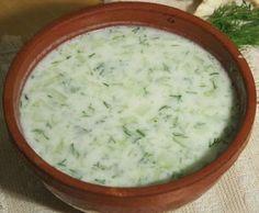 Bulgarian Food: 21 Classic Dishes of Bulgarian Cuisine - Sofia Adventures Cucumber Soup Recipe, Cucumber Recipes, My Favorite Food, Favorite Recipes, Goat Meat, Bulgarian Recipes, Bulgarian Food, 12 Recipe, Food Tasting