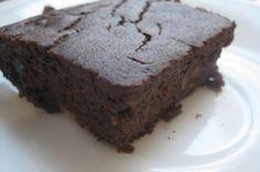 Brownies (sugar free) - Member recipe - Taste.com.au