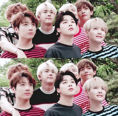 Jin looks really cute in this
