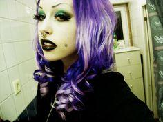 nu-goth! pretty