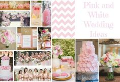 Pink & white White Wedding Ideas Source by rusticwedchic Rustic Wedding Colors, Pink Wedding Theme, Rustic Colors, Elegant Wedding, Perfect Wedding, Wedding White, Rustic Color Palettes, Wedding Images, Wedding Ideas