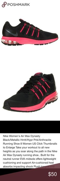 buy online 98e5c d9958 Shop Women s Nike Pink Black size Athletic Shoes at a discounted price at  Poshmark.