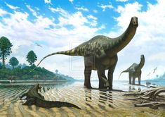 Demandasaurus darwini by Olorotitan on DeviantArt