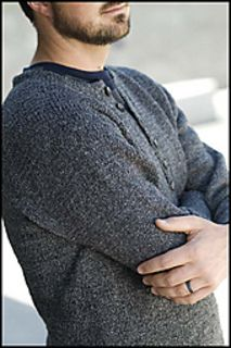 This pattern is published in KNITS MEN WANT, which will be available April 1st 2010, but can be preordered any time before then.