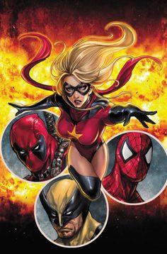 Ms. Marvel #40 (2009) - Sana Takeda