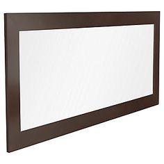 Homy pizarra blanca con corcho 64 x 94 cm for Miroir 70x170