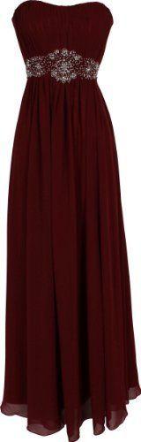 Strapless Chiffon Goddess Long Gown Prom Dress Formal Bridesmaid Junior Plus Size PacificPlex, http://www.amazon.com/dp/B007GGC1TE/ref=cm_sw_r_pi_dp_J0Wgrb16BNR78