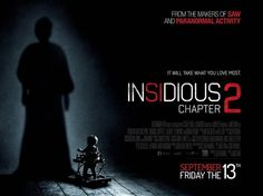 Things Are Not What They Appear on 'Insidious Chapter 2' Quad Poster