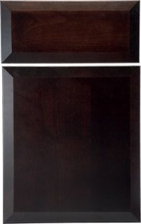 "Woodland Cabinetry - ""Fresco"" full face frame"