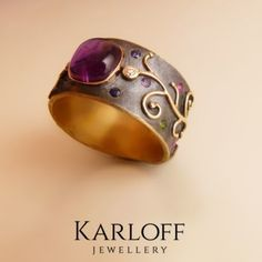 MULTI STONE RING - product image