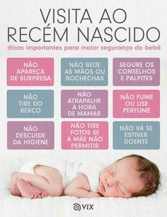 Visitar bebê