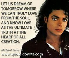 27 Best Michael Jackson Quotes Images Michael Jackson