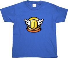 Super Coin Crew Youth Logo T-Shirt