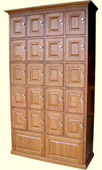 American Cigar Cabinets