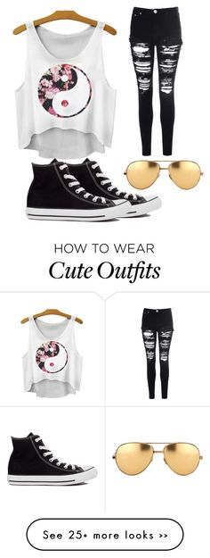 """""""The Cute Outfit"""" by vanland on Polyvore"""