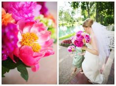 """leah + grant 
