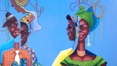 Exposition: Kinshasa, laboratoire des arts