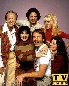 Three's Company - 1977-1984