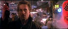 """#Géographie """"Black Rain"""" 1989 de Ridley Scott avec Michael Douglas, Andy Garcia, Ken Takakura sur @Paramount_TVFR"""
