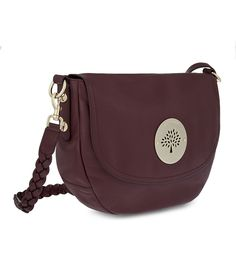MULBERRY - Daria leather satchel   Selfridges.com