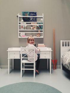 skandinavisk design dansk design kontor skrivebord hjorne skrivebord born vaerelser