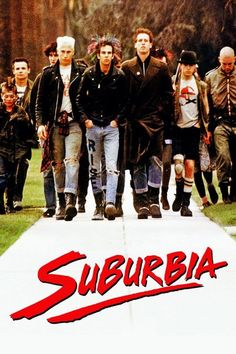 Suburbia! movie-This article is about the 1984 film. For the 1994 play,